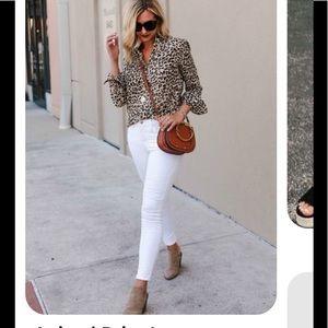 Michael Kors white jeans 🌺🎁💖❤️11
